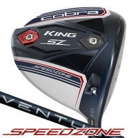 ★ポイント10倍★コブラ KING SPEEDZONE PARS AND STRIPES LIMITED EDITION ドライバー