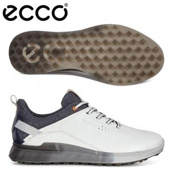 【即日発送対応】ECCO(エコー) S-THREE GTX 102904-01007 ゴルフシューズ メンズ